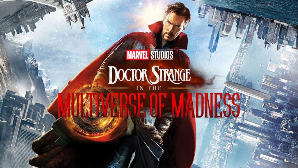 Doctor Strange 2 riprese
