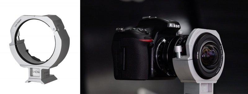 Laowa 15mm f/4.5 Zero D Shift