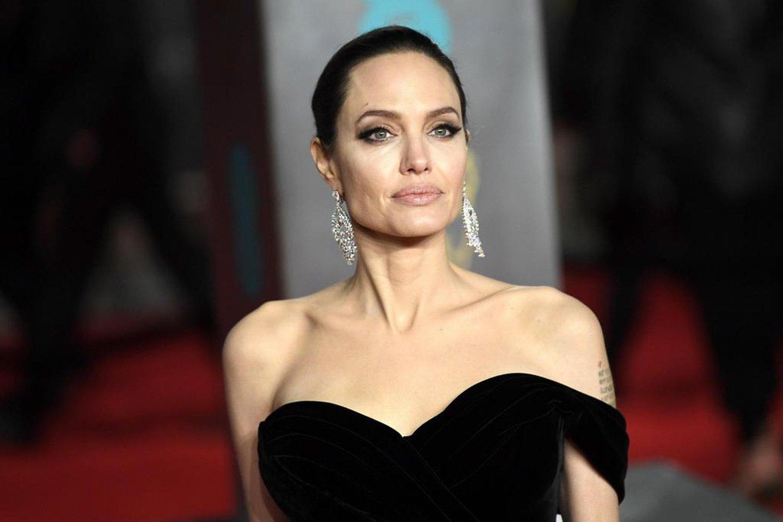 Angelina Jolie film Don McCullin