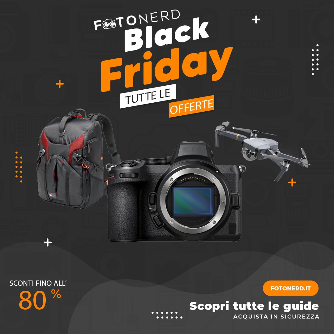 Black Friday offerte 2020