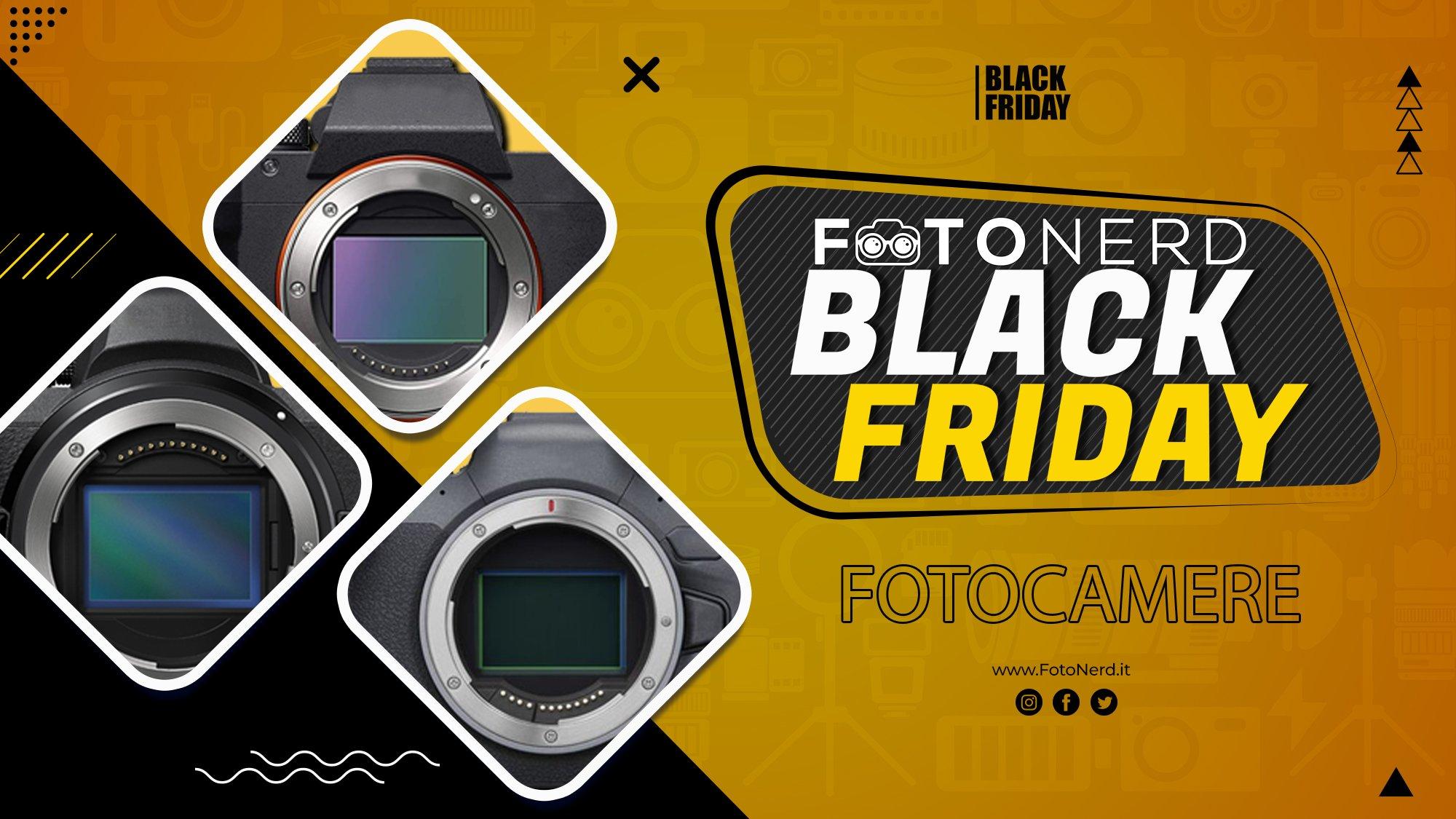 Black Friday 2020 fotocamere: scopri i modelli in offerta | AGGIORNATO