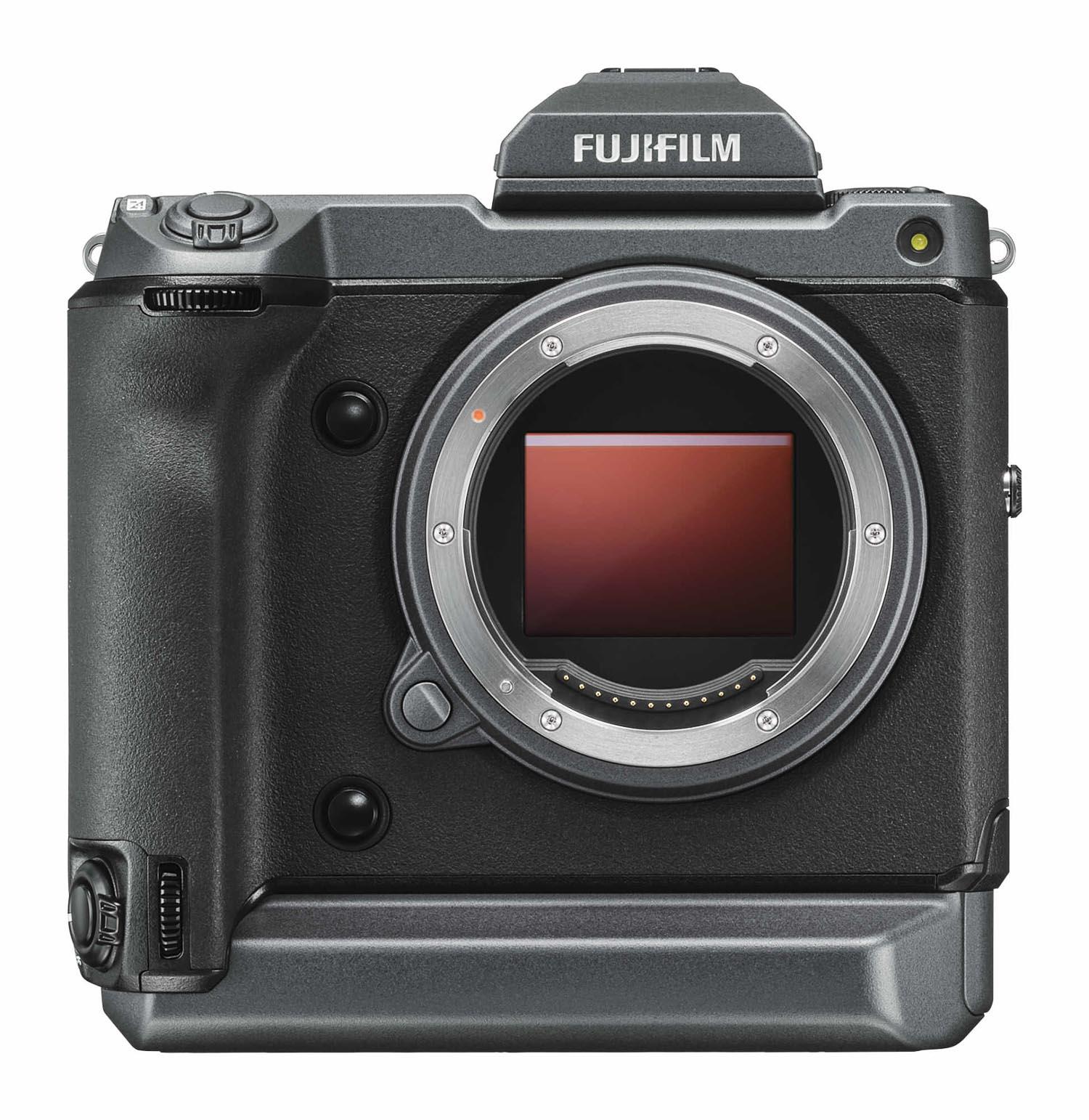 Fujifilm GFX 100 IR, la fotocamera medio formato per fotografie a infrarossi