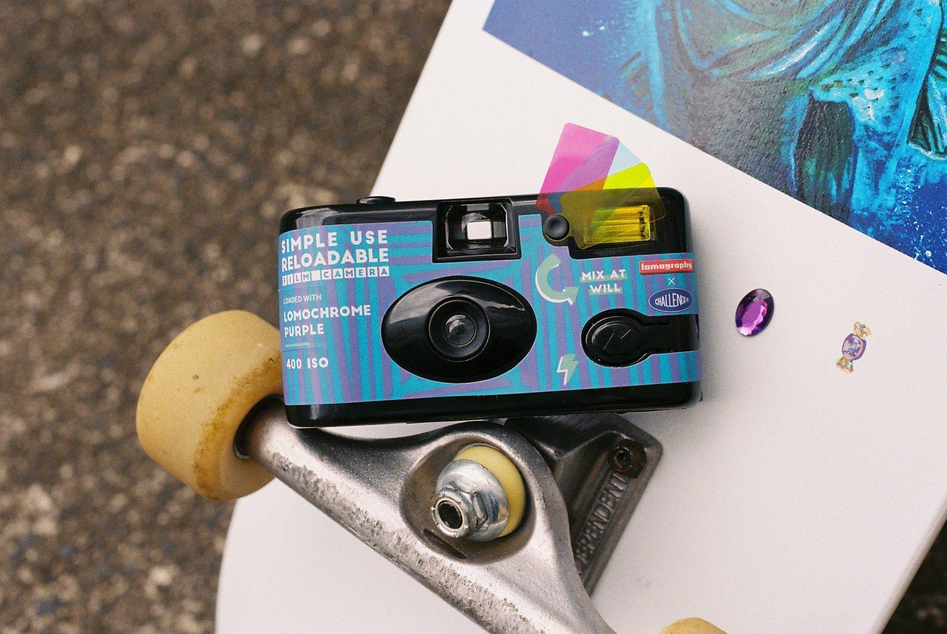 Lomography Simple Use Camera