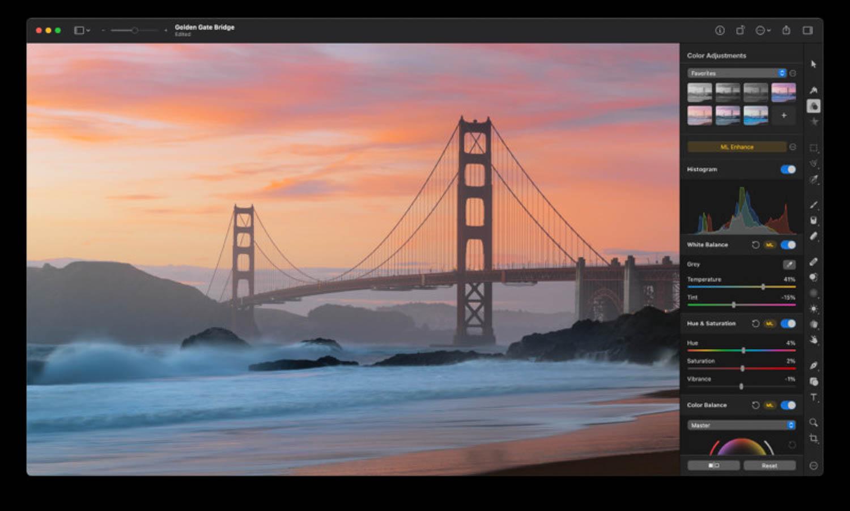 Pixelmator Pro 2.0 Mac M1