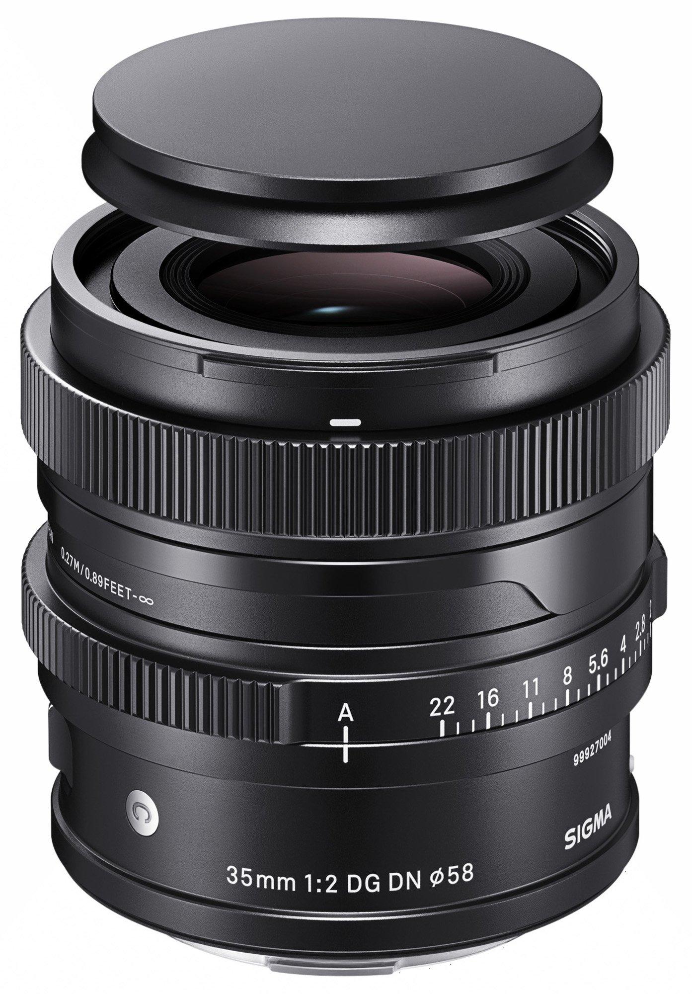 Sigma35mm f/2.0 DG DN Contemporary