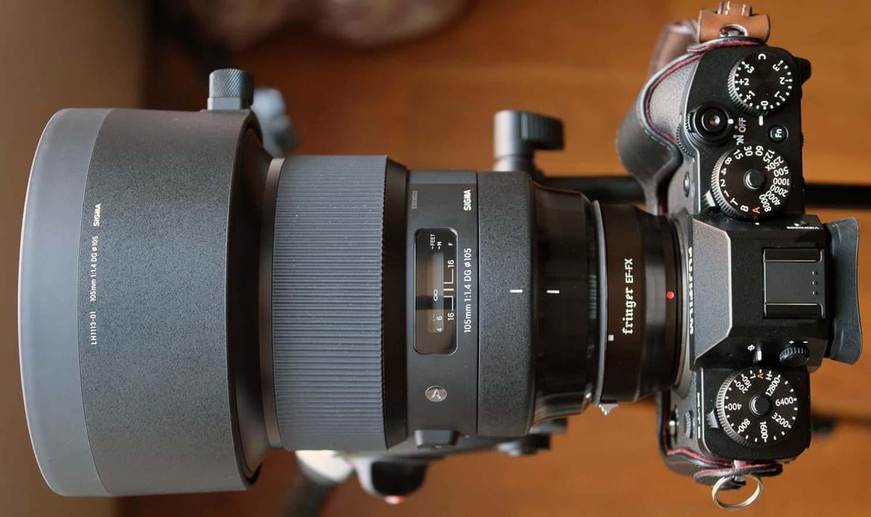 Sigma lenti Fujifilm 2021 rumors
