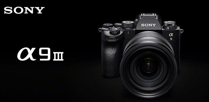 Sony a9 III rumors