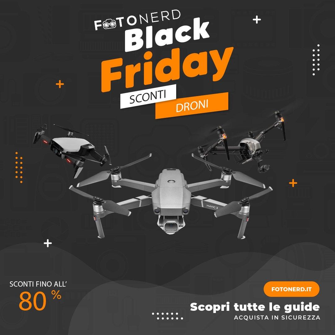 Black Friday Droni