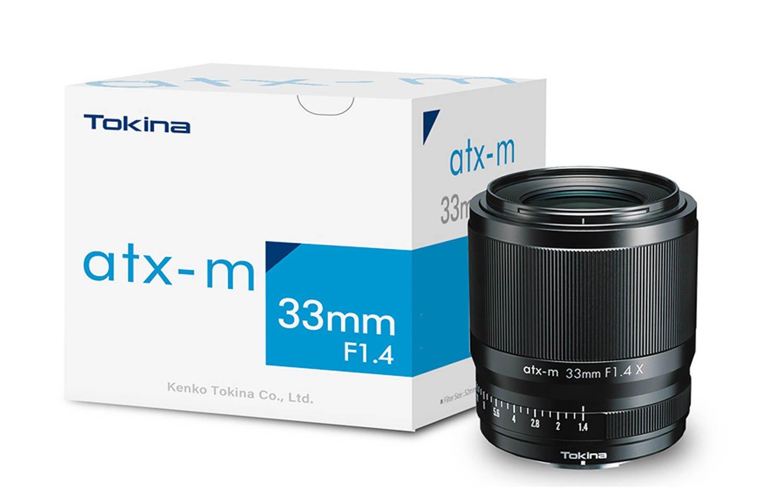 Tokina 33mm f/1.4 Fujifilm