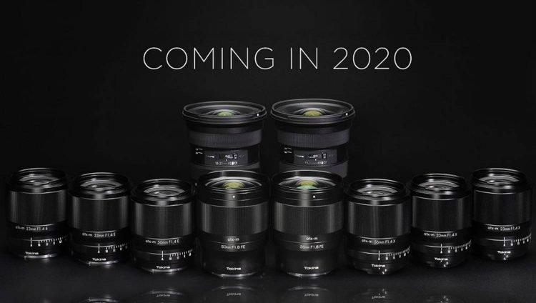 Tokina obiettivi Fujifilm 2020 leak