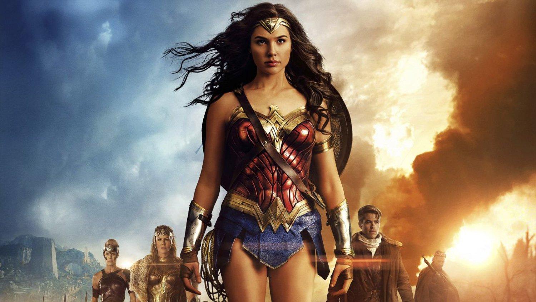 Wonder Woman 1984 HBO Max