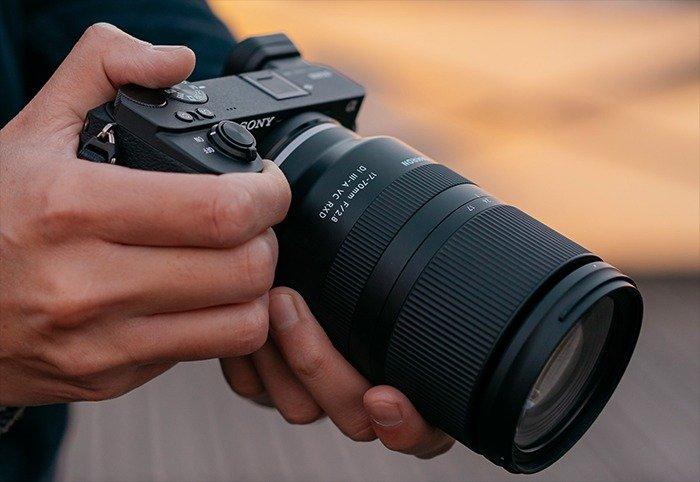 Tamron 17-70mm f/2.8 Sony E