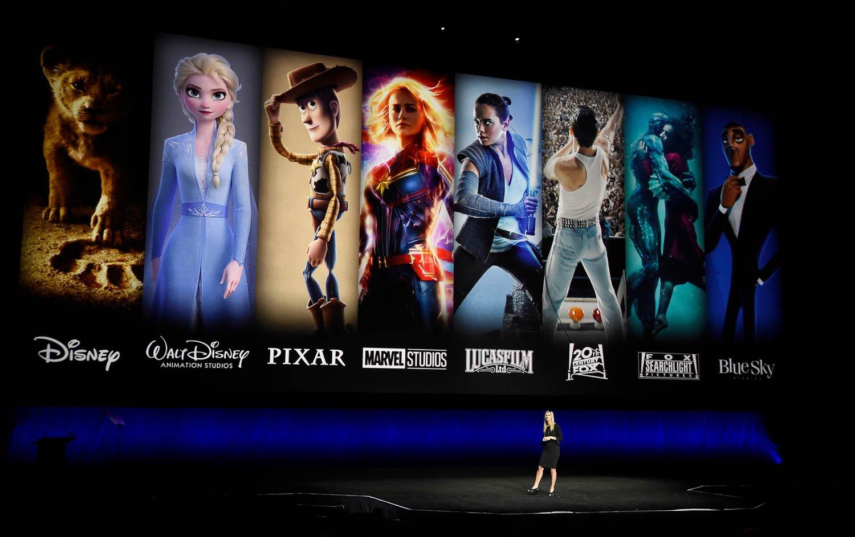 Disney Plus progetti futuri