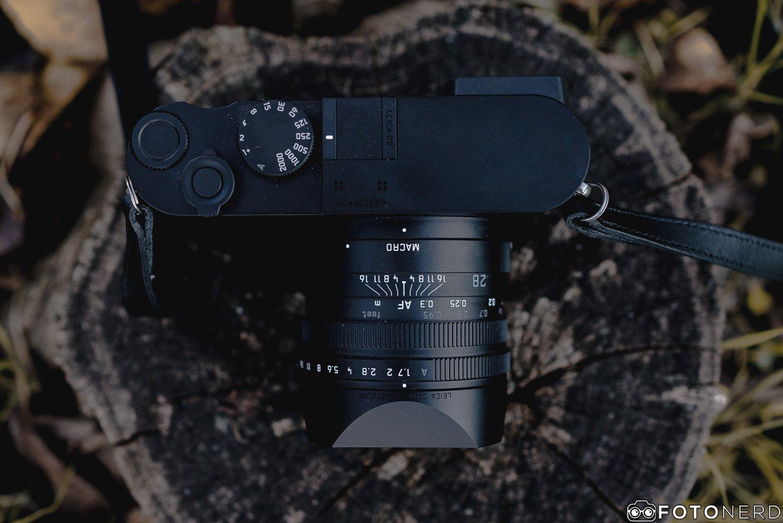 Leica Q2 Monochrom recensione
