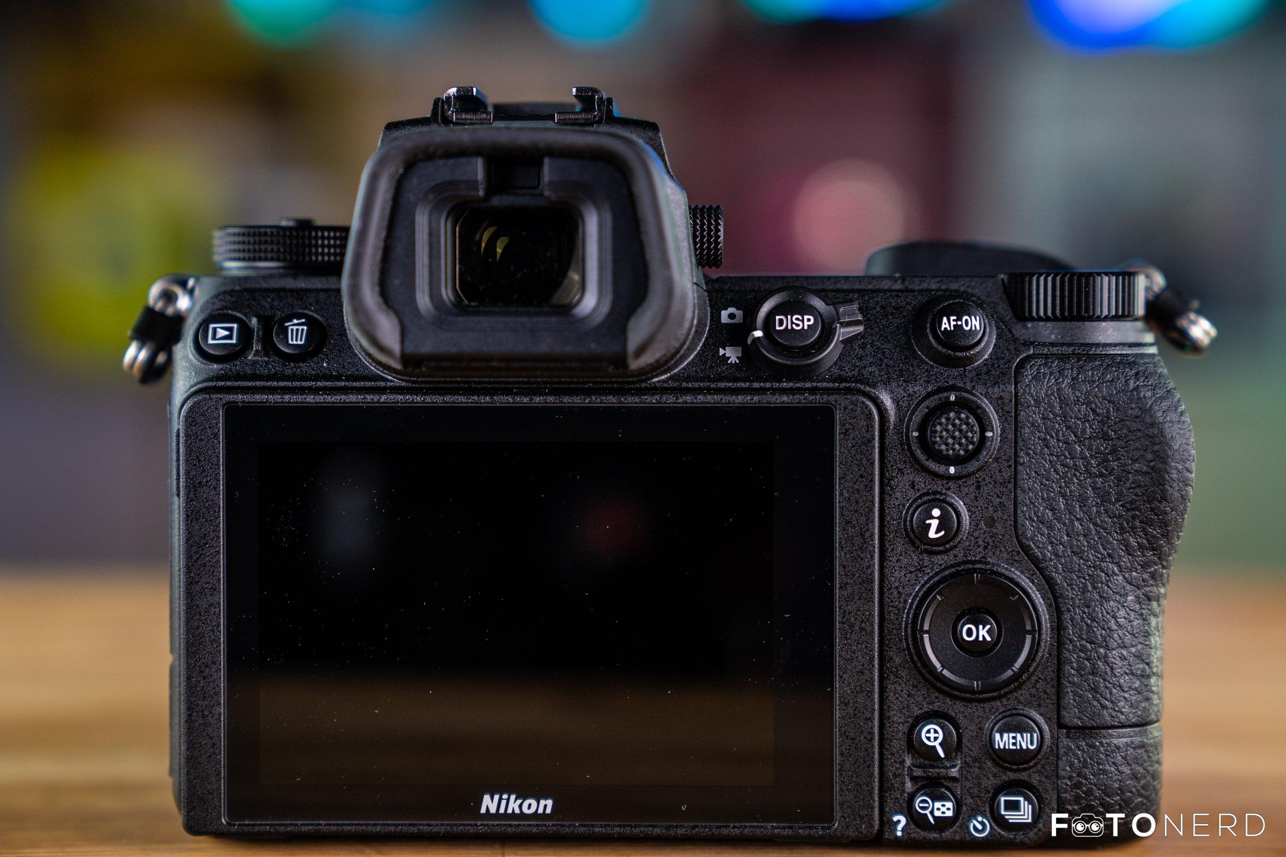 Nikon Z6II recensione