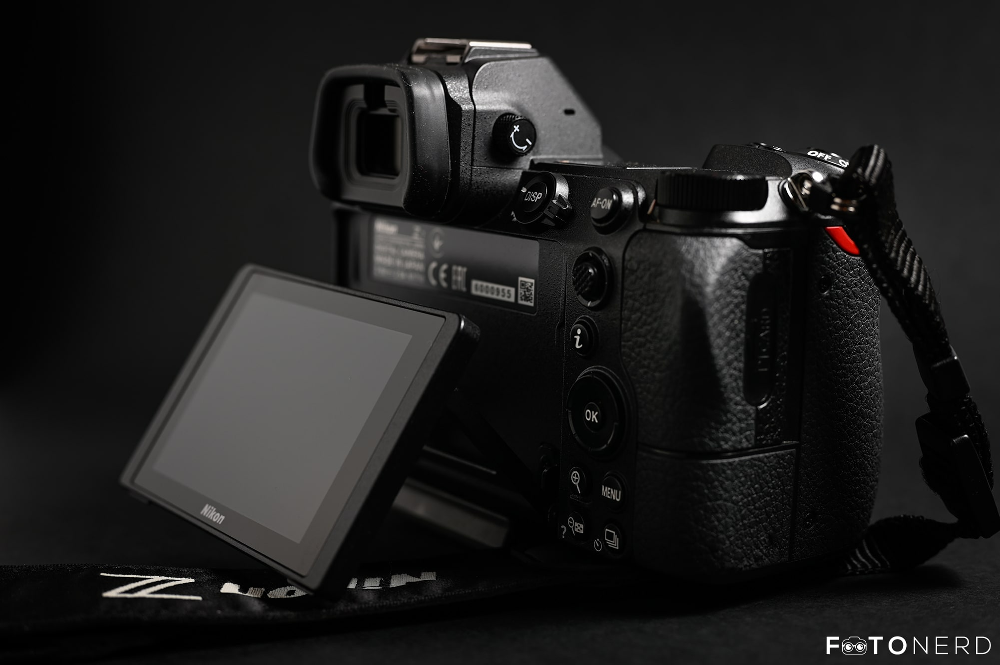 Nikon Z7 sensore Sony