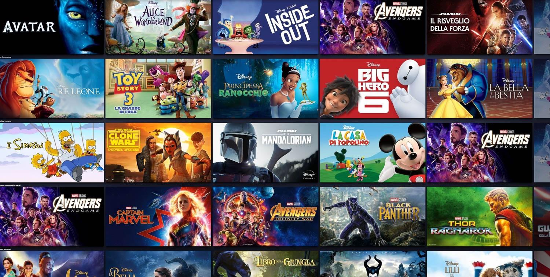 Disney Plus aumento abbonamento
