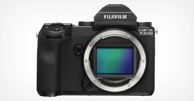 Fujifilm GFX 100S rumors