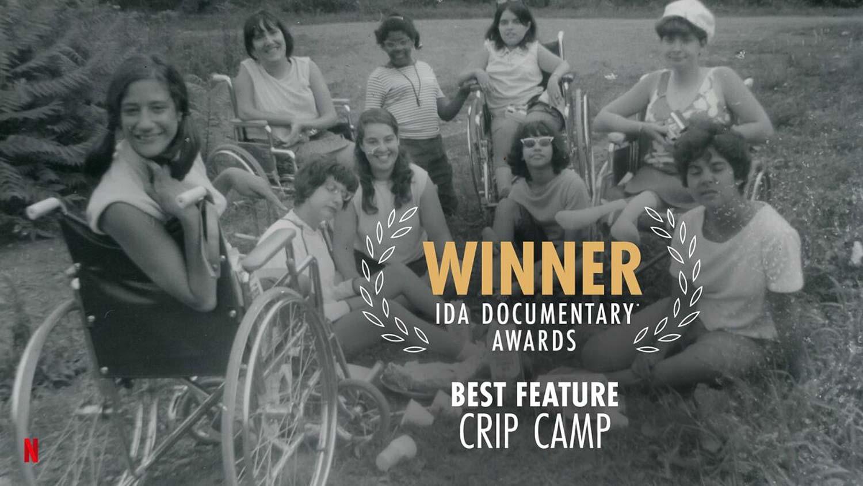 IDA Awards Crip Camp