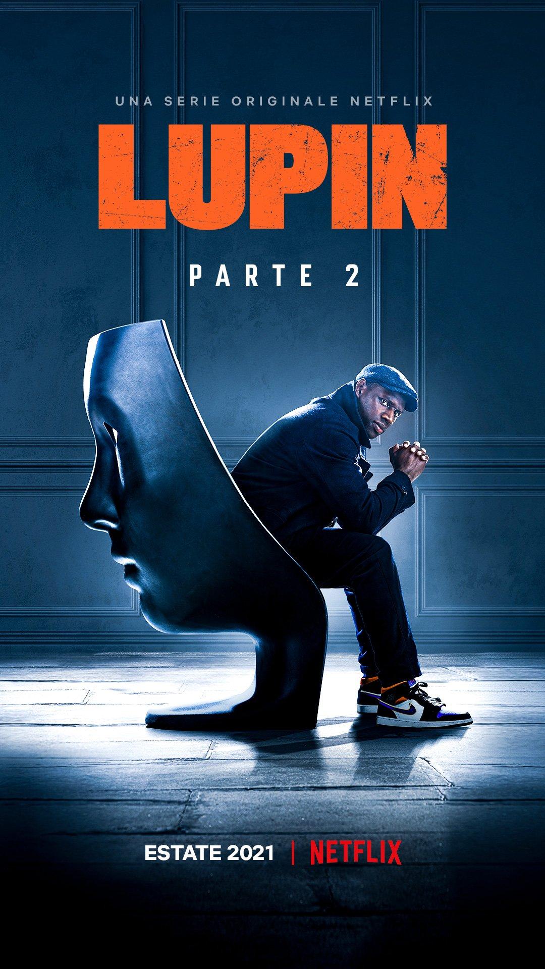 Lupin Netflix Parte 2
