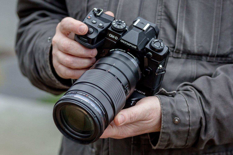 Olympus completamento vendita divisione fotografica