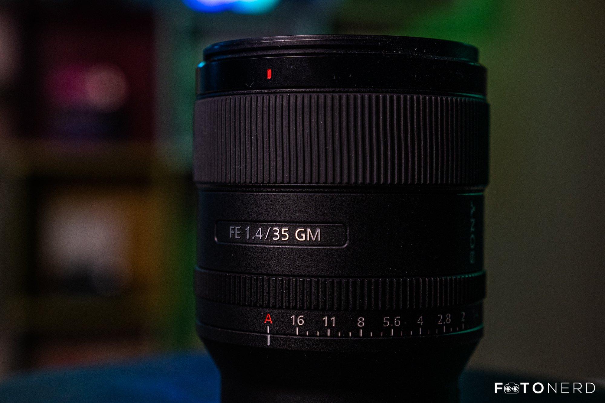 Sony FE 35mm f1.4 GM recensione