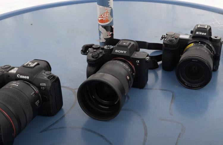 Sony 35mm f/1.4 GM leak