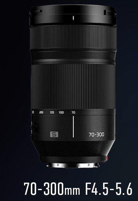 Lumix S 70-300mm f/4.5-5.6 OIS rumors