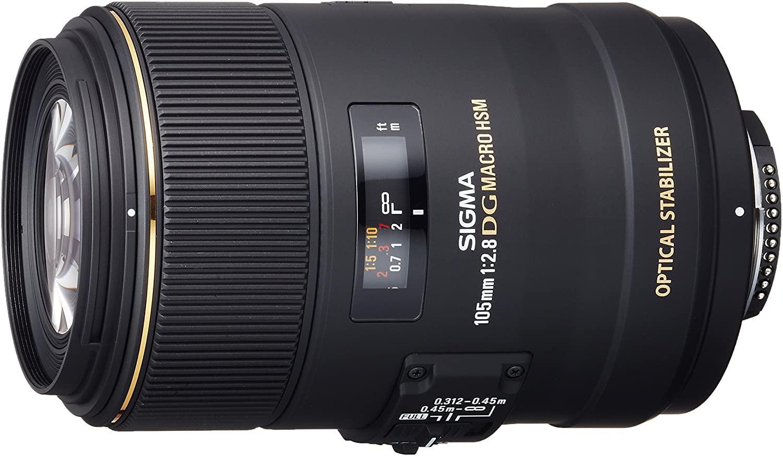 Sigma 105mm f/2.8 Macro Nikon sconto