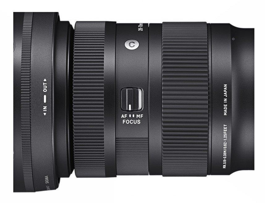 Sigma 28-70mm f/2.8 DG DN Contemporary