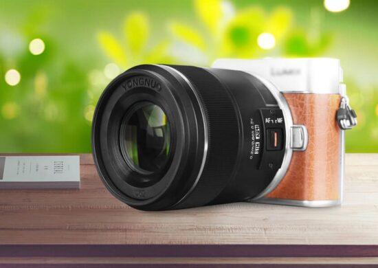 Yongnuo 25mm f/1.7 STM ASHP