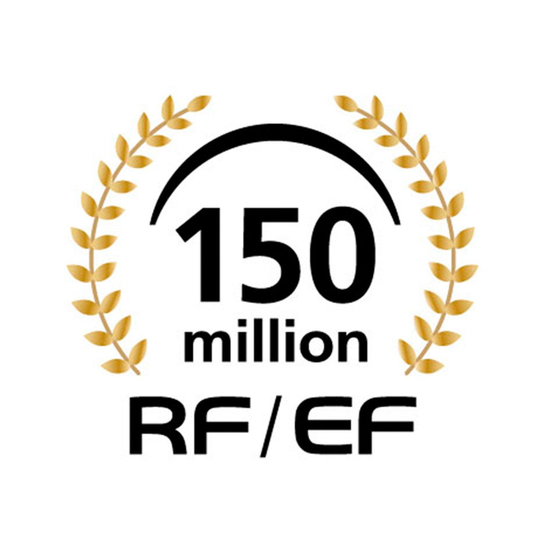 Canon 150 milioni di obiettivi prodotti