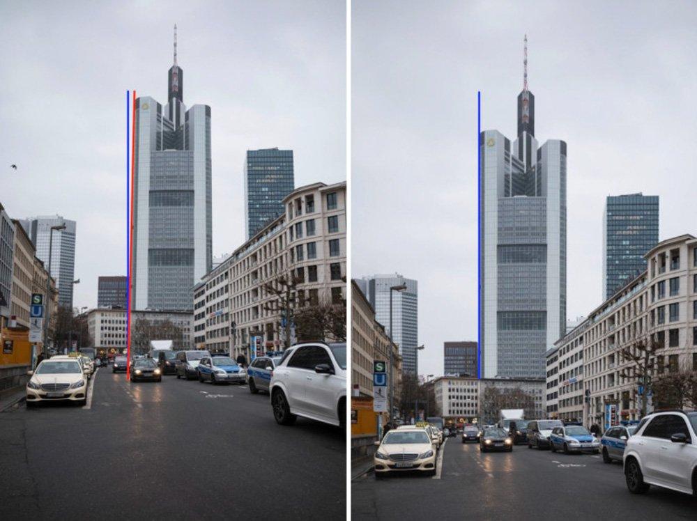 Leica Perspective Control