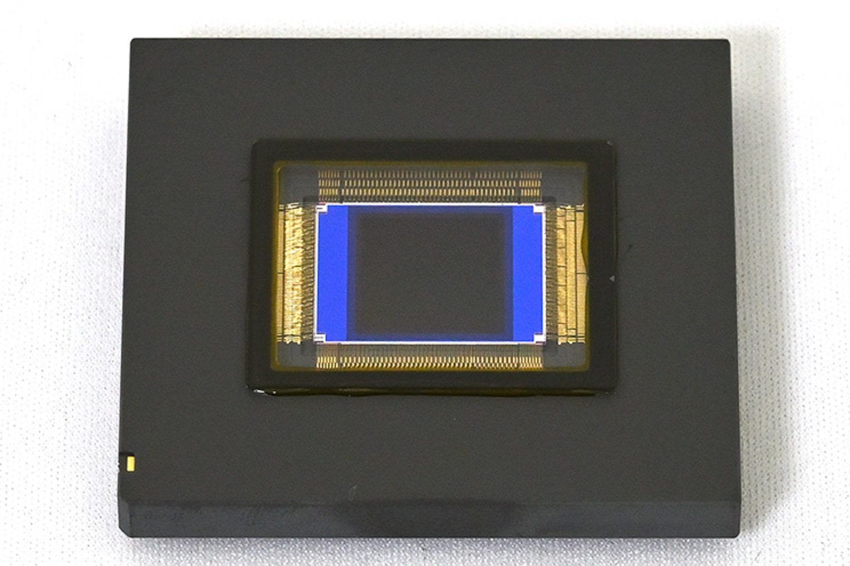 Nikon sensore 1000 fps
