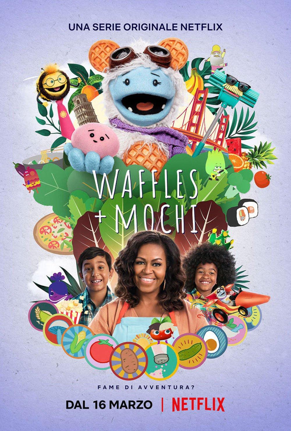 Waffles + Mochi Netflix