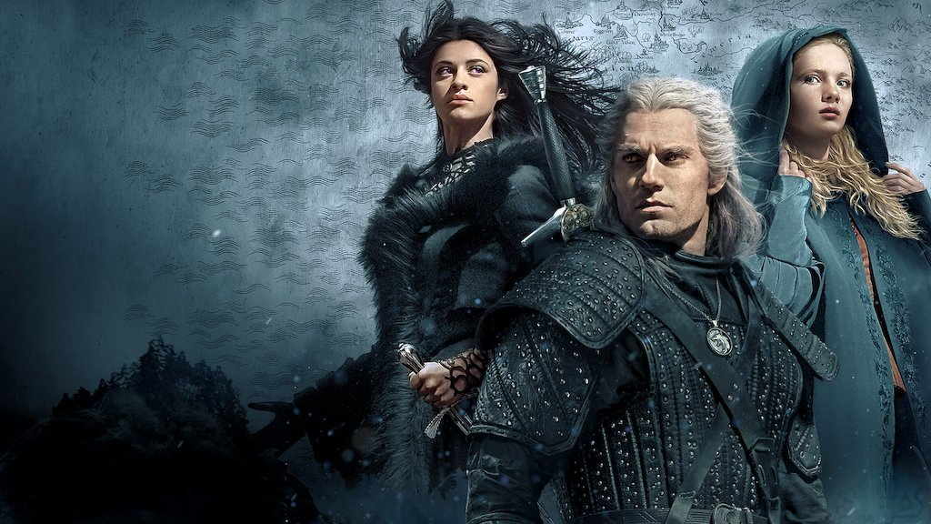 The Witcher 2 cast