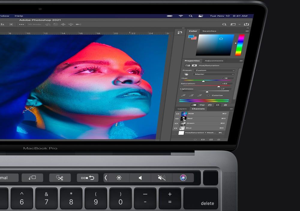 Adobe Photoshop Silicon