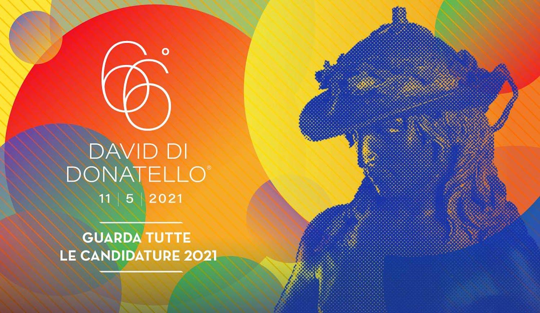 David di Donatello 2021 nomination