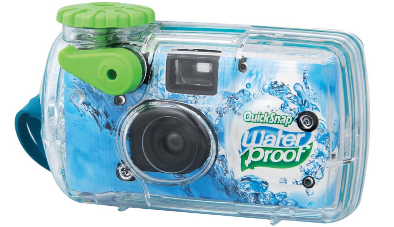 Fujifilm QuickSnap Waterproof 800