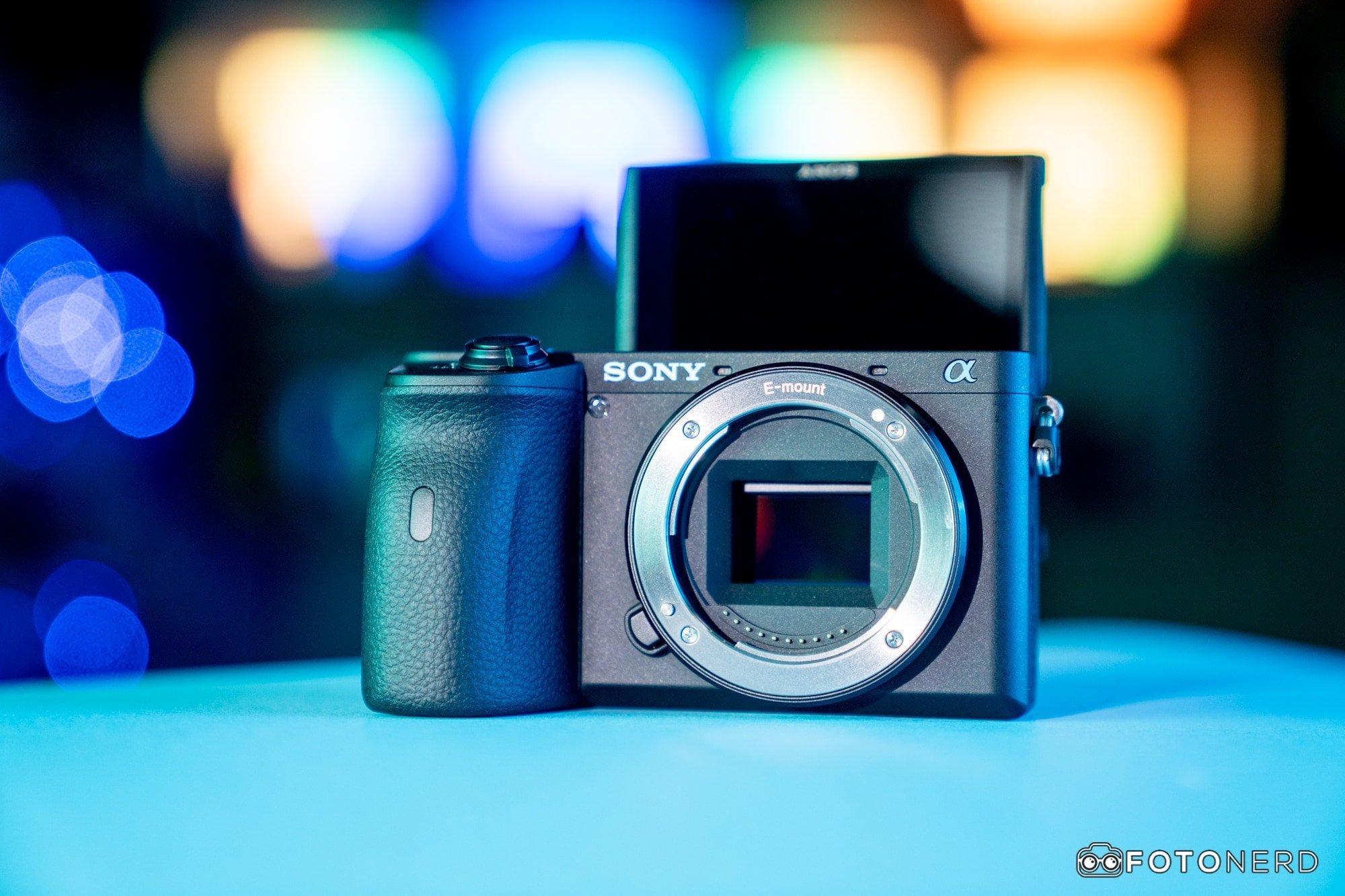 Miglior mirrorless Sony