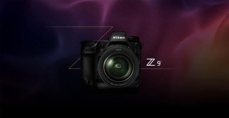 Nikon Z9 sviluppo