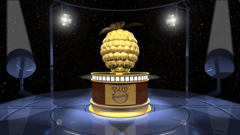 Razzie Awards 2021 nomination