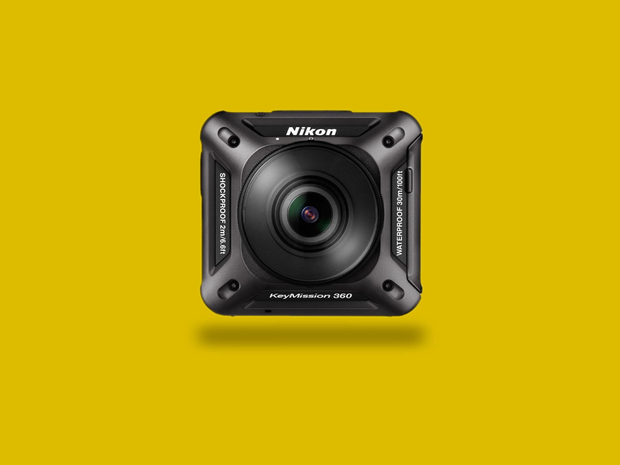 Nikon Keymission 360 firmware 1.6