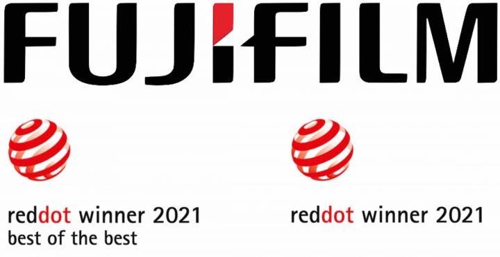 Fujifilm Red Dot Design Award 2021