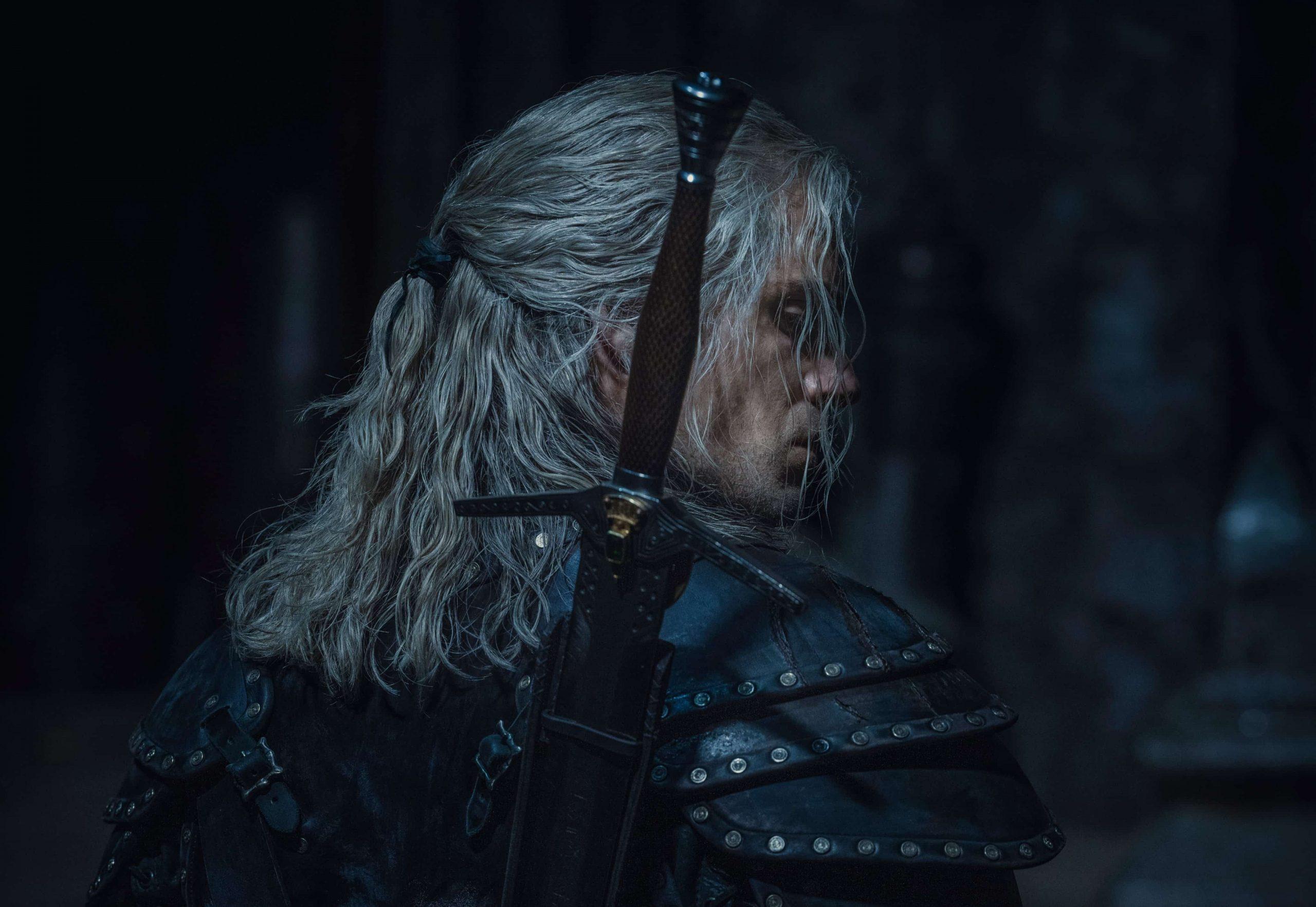 The Witcher Netflix fine riprese