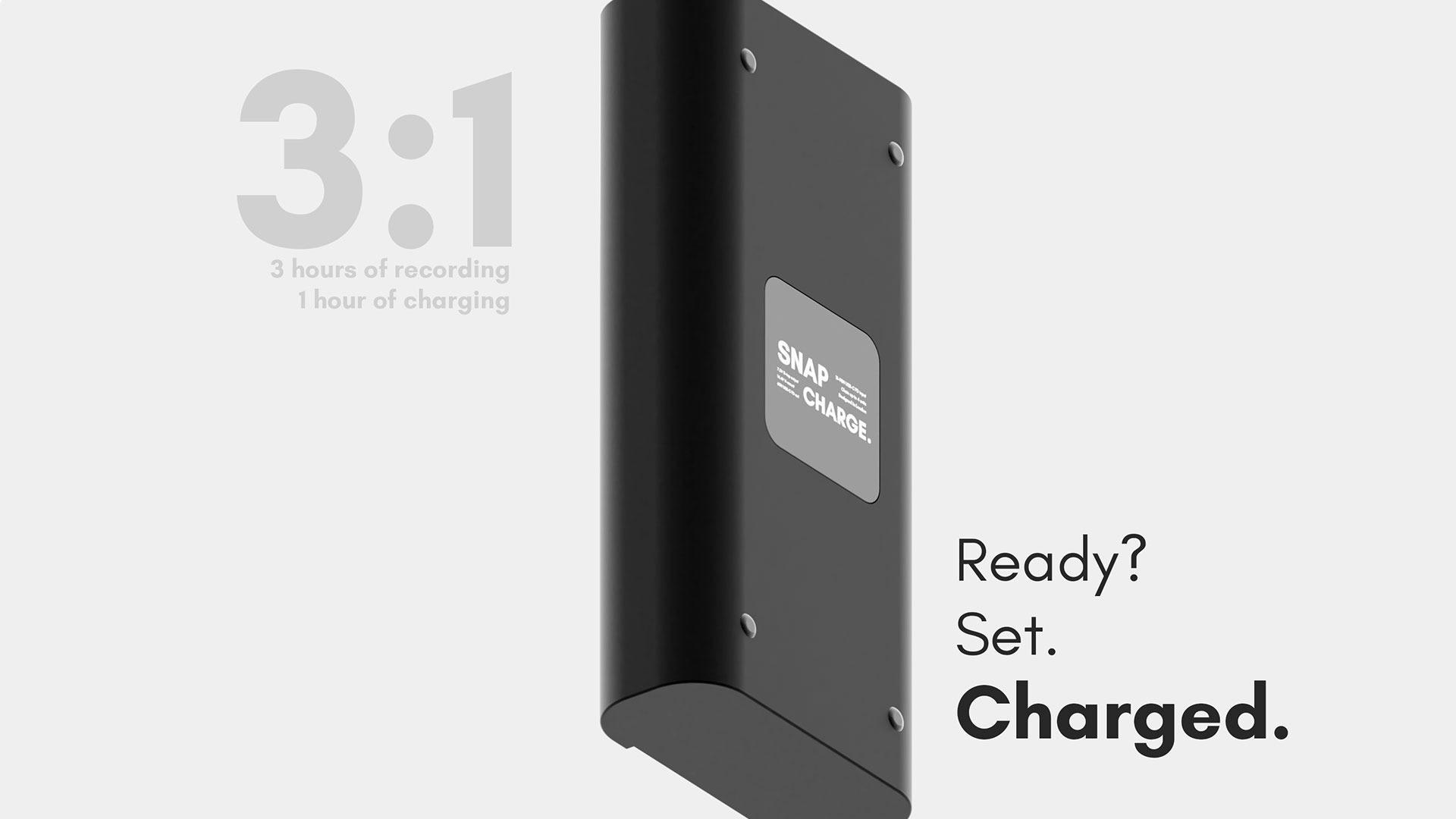 Volta 2.0 Battery Handle