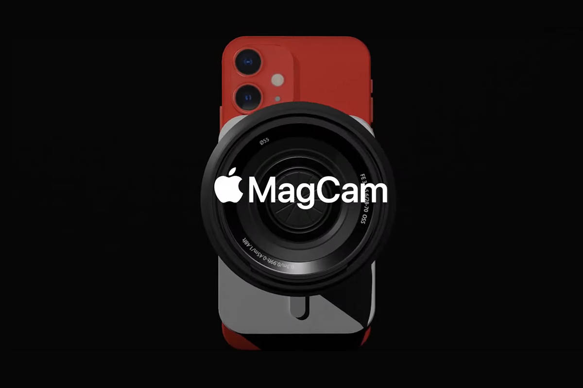 Apple MagCam