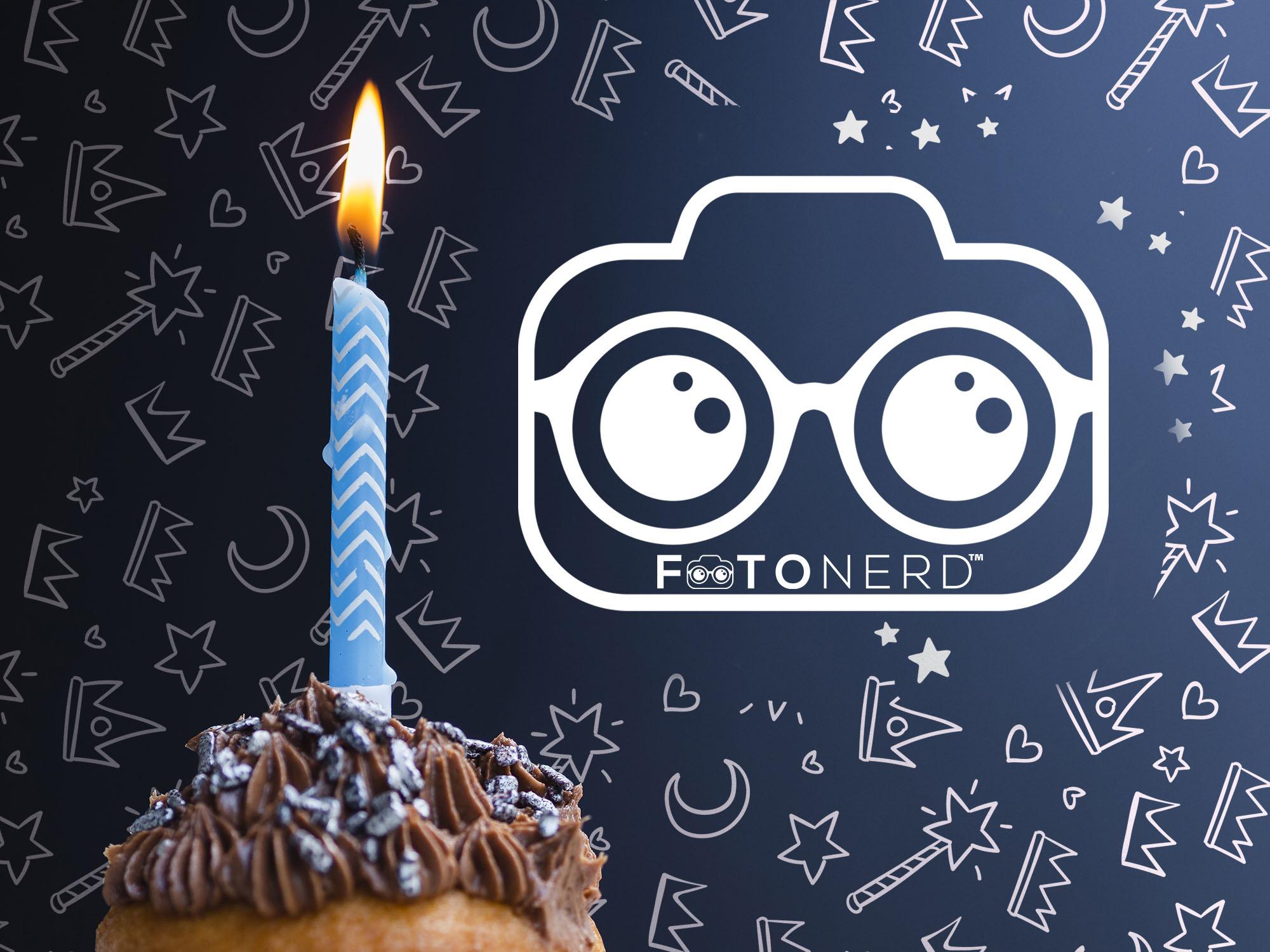 Buon Compleanno FotoNerd