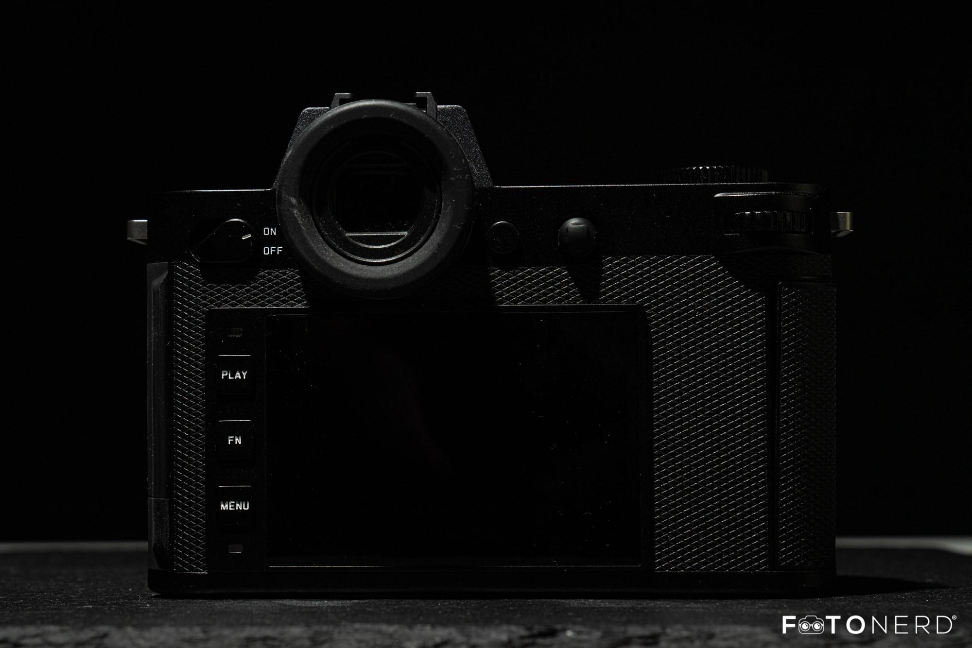 Leica SL2-S recensione