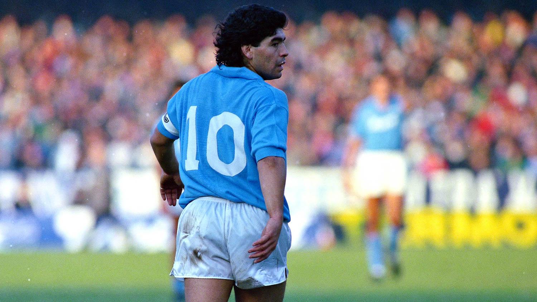 Maradona - Sogno Benedetto trailer